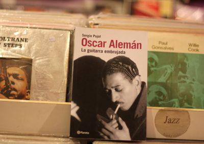 Oscar Alemán. La guitarra embrujada (2015)