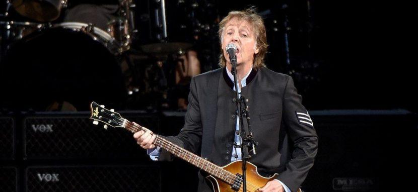 Antología de una vida. Paul McCartney en el Campo Argentino de Polo