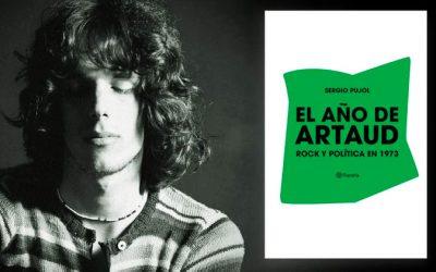 Infobae   Luis Alberto Spinetta, el convulsionado 1973 y un disco para la historia: de qué se trata «El año de Artaud», el nuevo libro de Sergio Pujol