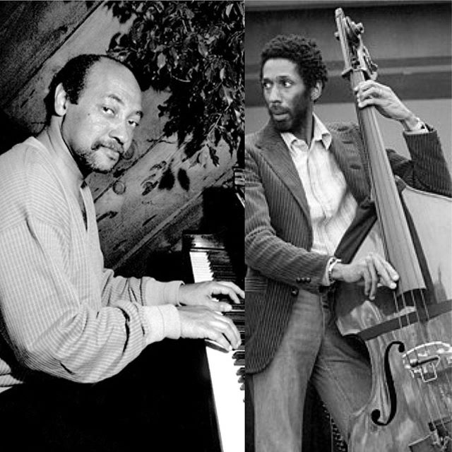 Kenny Barron y Ron Carter en el Teatro Coliseo