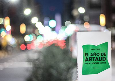 El año de Artaud (2019)