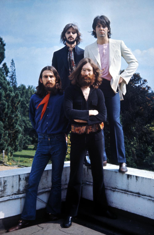 La última sesión de fotos - Tittenhurst Park, 1969
