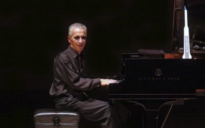 La biografía de Keith Jarrett