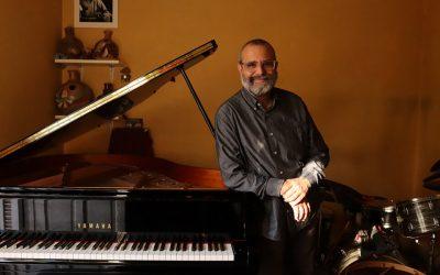 Hernán Ríos presenta sus cinco discos nuevos